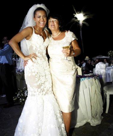 Ани лорак свадебное платье