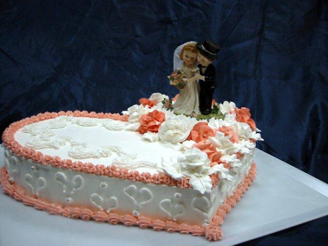 Свадебные торты 2
