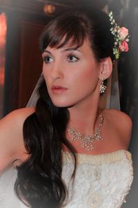прическа для подружки невесты.  Свадебные прически фото - Свадебные.