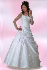 Свадебные платья - 016.
