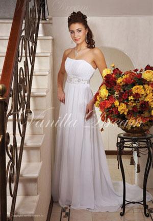 Свадебные платья Анабель.