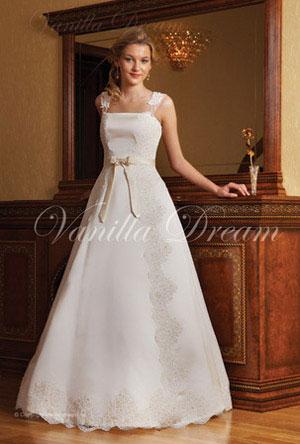 В свадебном салоне Vanilla Dream есть то, что нужно каждой невесте...