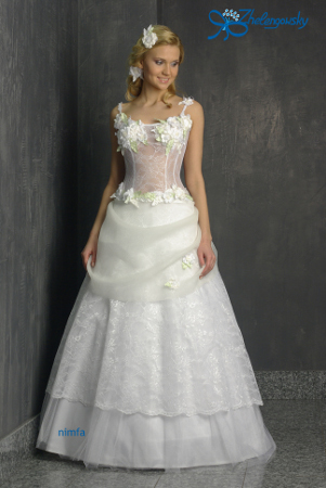 Салон свадебных платьев Богиня является официальным представителем