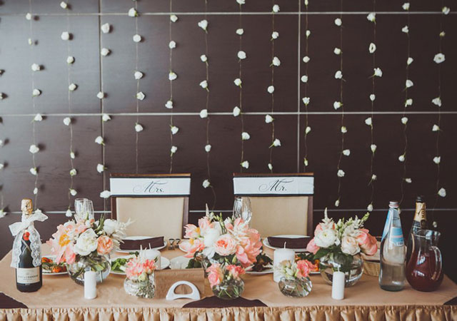 Студии свадебной флористики и декора Анны Горбачевой