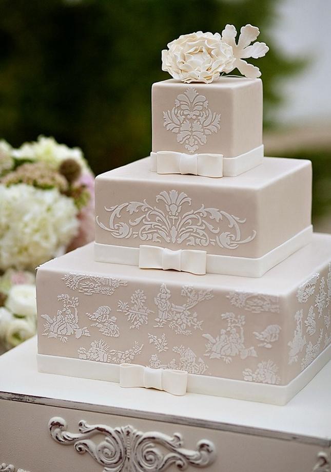 решил квадратные торты на свадьбу картинки которые восхищают