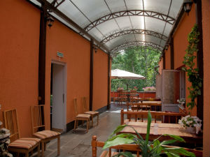 Кафе «Лестница»