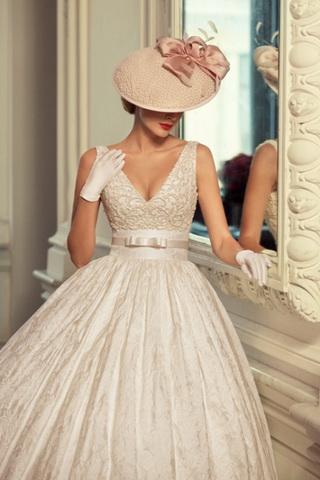 Платье Авива от Татьяна Каплун